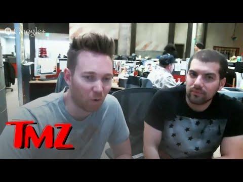 Dax Chat LIVE w/ Tour Guide Alex | TMZ