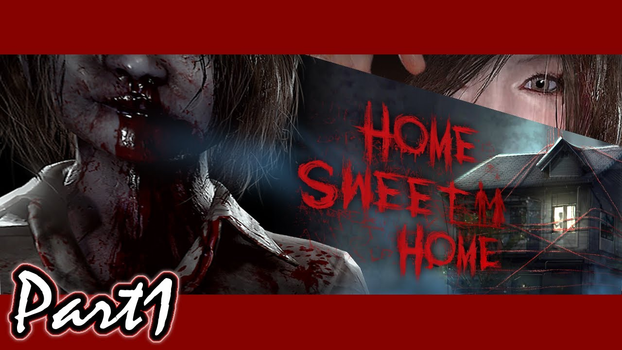 本人がびびりすぎて全く怖くないホラゲ実況【HomeSweetHome #1】
