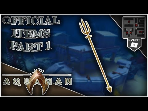 Roblox Leaks Aquaman New Official Prize Youtube - roblox aquaman event leaks