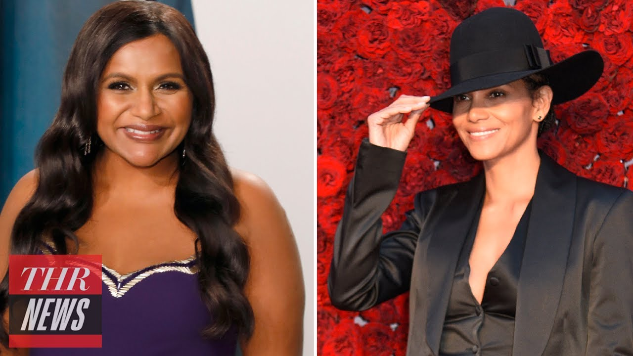 Halle Berry Joins Josh Gad in 'Moonfall', Mindy Kaling Writing 'Legally Blonde 3' | THR News