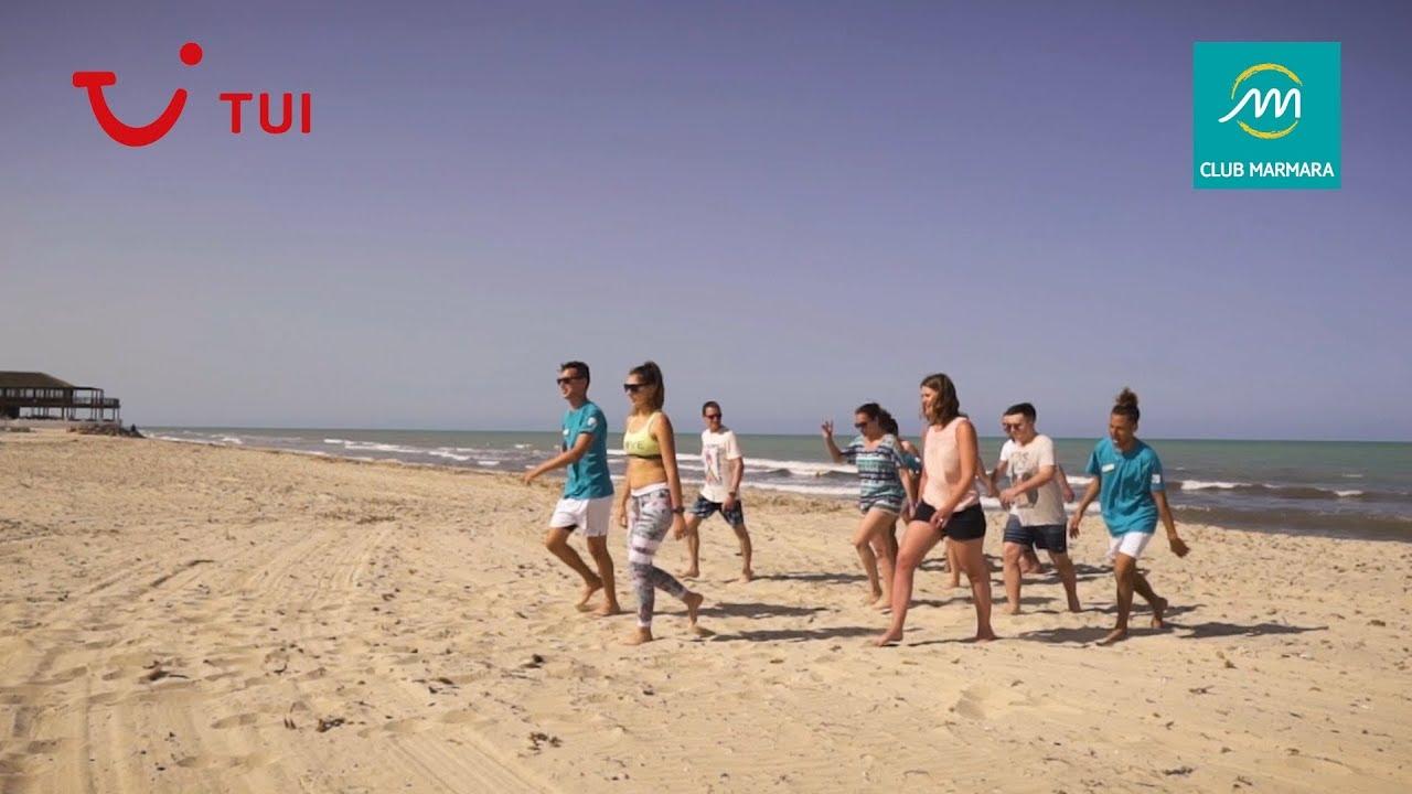 Club Marmara Palm Beach Djerba 360 Youtube