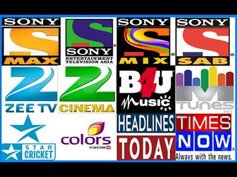 LIve Streaming  Sony,Set Max, &Tv, Zee Cinema, Zee Tv, & Tv Picture  Live
