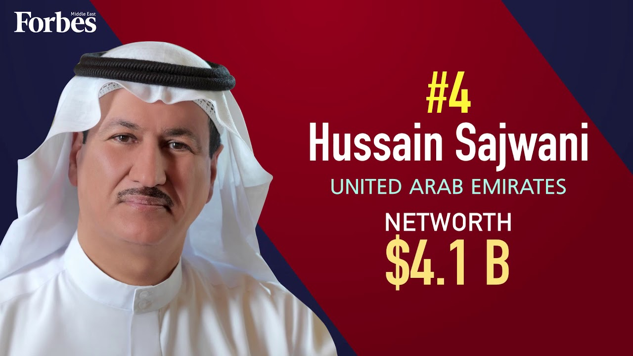 Forbes unveils list of 31 richest Arabs in the world - News