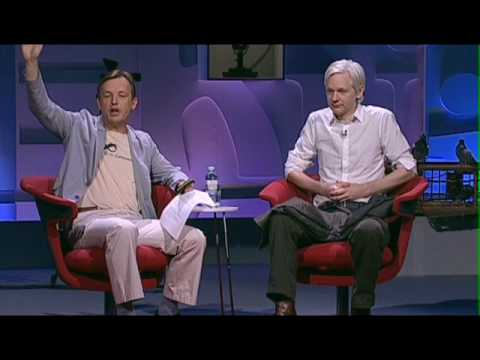 Julian Assange- TED Conference- July 16, 2010 (Part 2 of 2)
