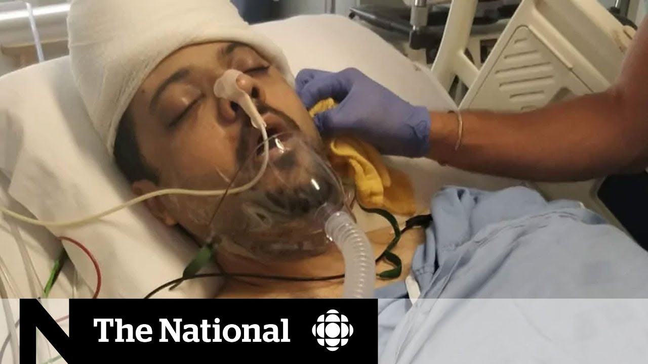 Wife of beaten Ontario man: Hate is alive here