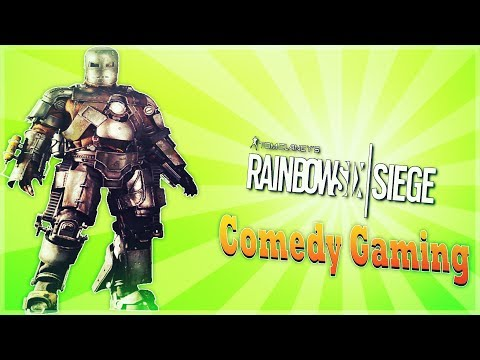 Rainbow Six Siege - RAGE-bow Six Siege - Iron Fran - Not Chris - Comedy Gaming