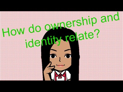 ownership and self identity essay Every prosperous thinker of the world has different views on the relationship between ownership and sense of self differences arise in the prominent topic, theory.