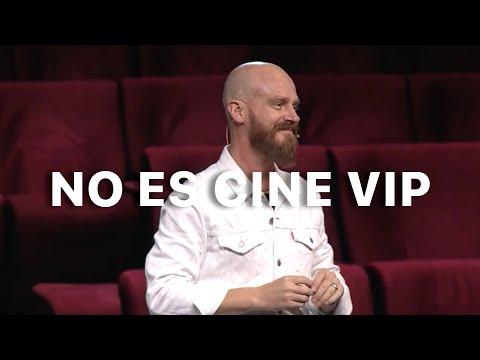 No Es Cine VIP | Ps. Andrés Spyker