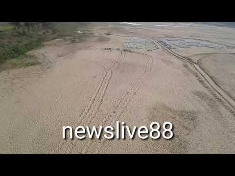 गाडरवारा शक्कर नदी की दुर्दशा।