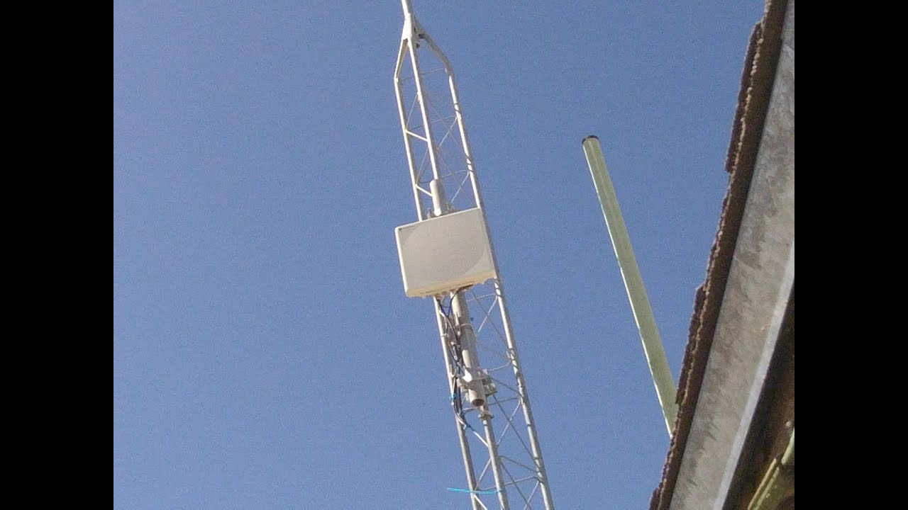 Motorola Point To Microwave Backhaul Link Very Basic Intro You