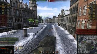 воин на ис3 и cлив