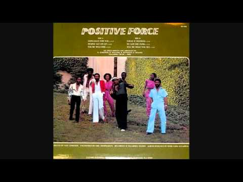 Positive Force - Do Me