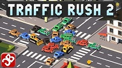 Traffic Rush 2 (By Donut Games) - iOS / Android - Gameplay Video