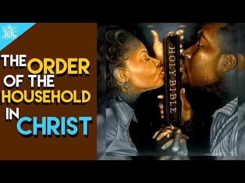 The Israelites: The Prophets Teach The Correct Order Of The Household According To God!!!