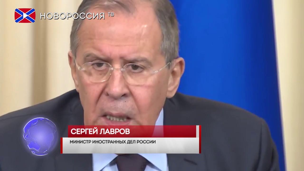 Встреча Лаврова с генеральным секретарем ОБСЕ