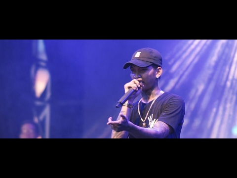 Young Lex -  Office Boy (New Song *teaser) Live at Gen Lokal Festival 2017