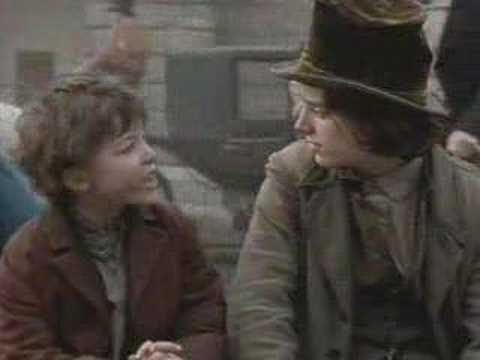Alex Trench As Oliver Twist Youtube