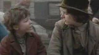 Alex Trench as Oliver Twist