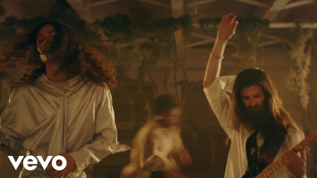 Crown Lands - White Buffalo (Official Video)