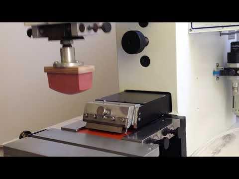Teca Print TPX 100 Pad Printer - SOLD