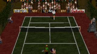 Tennis Arena  ~ Sega Saturn