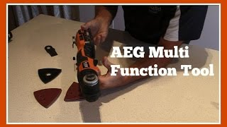 Video Tool Review - AEG Multi Function Tool OMNI18CXLI-202B download MP3, 3GP, MP4, WEBM, AVI, FLV Juli 2018