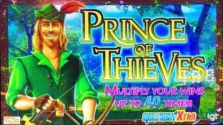 Prince of Thieves slot machine, DBG