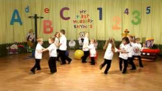 Girls And Boys Come Out To Play Action Song 2