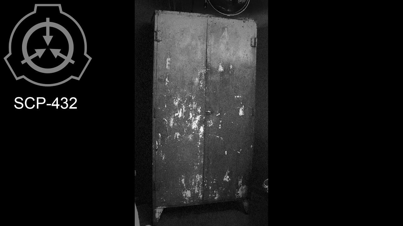 Scp 432 Labirent Dolap Cabinet Maze English Subtitled