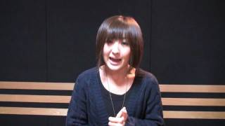 「くろねこルーシー」主題歌『ハテ・サテ・ミライ』富樫美鈴コメント 富樫美鈴 検索動画 7