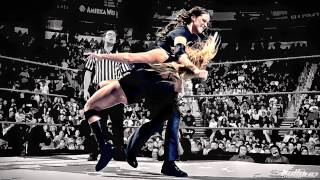 WWE Stephanie McMahon New Theme song - Welcome To The Queendom