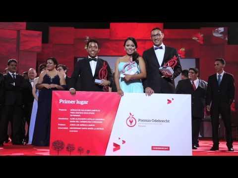 Gala Premio Odebrecht Desarrol...