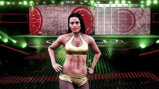 Download lagu Zelina Vega WWE 2K20 entrance MP3