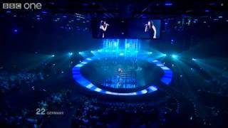 YouTube   Germany  Satellite , Lena   Winner of Eurovision Song Contest Final 2010   BBC One