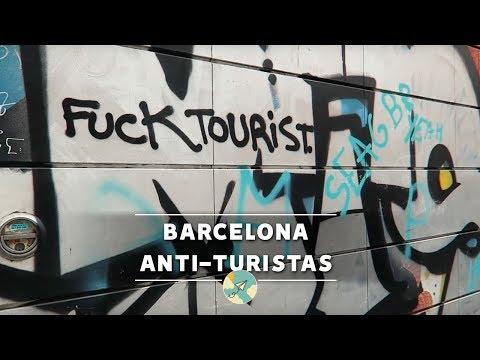 BARCELONA ANTI-TURISTAS | VILA DE GRÁCIA