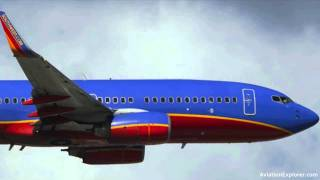 Southwest Airlines Flight 821 Is Requested By ATC To Check On Unresponsive Cirrus Aircraft ATC Audio