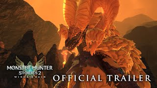 Monster Hunter Stories 2 - Update 2