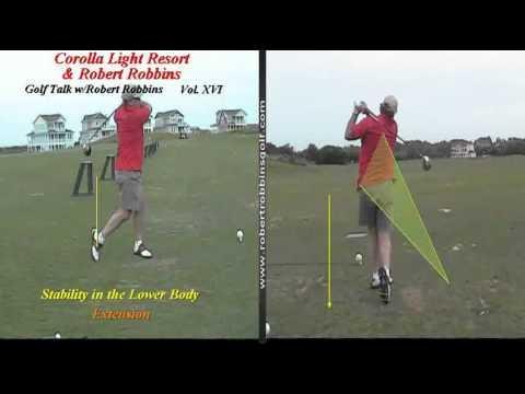 Golf Talk w/Robert Robbins   Vol.  XVI