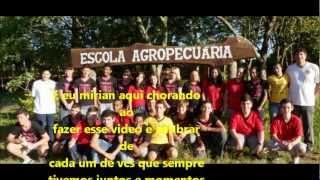 Valeu Amigos .grupo de melhores amigos /escola agricola de torrinha sp