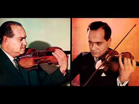 Bruch / Igor Oistrakh, 1961: Concerto for Violin and Orchestra in G minor, Op. 26 - Complete