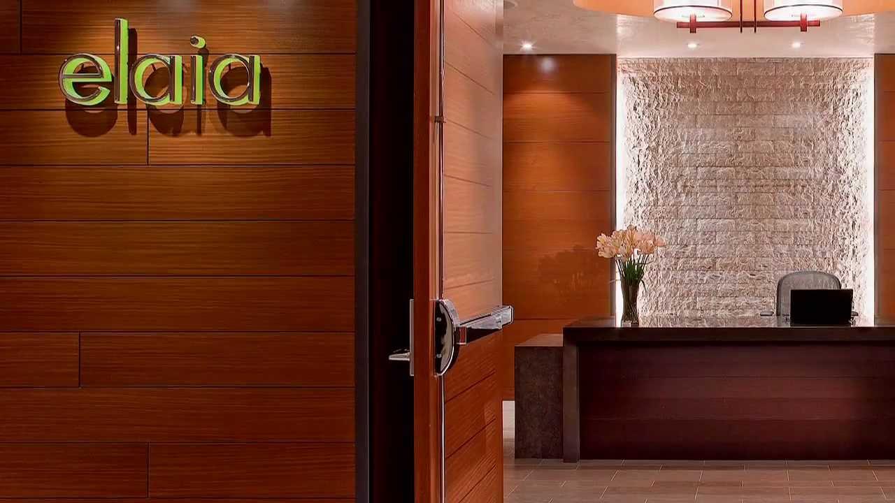 Elaia Organic Spa Hyatt At Olive 8 Seattle Wa Youtube