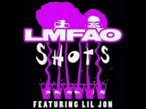LMFAO shots (audio)