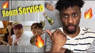 Higher Brothers - Room Service 🔥🔥🔥(Official Music Video) | OJ Smitty Reacts