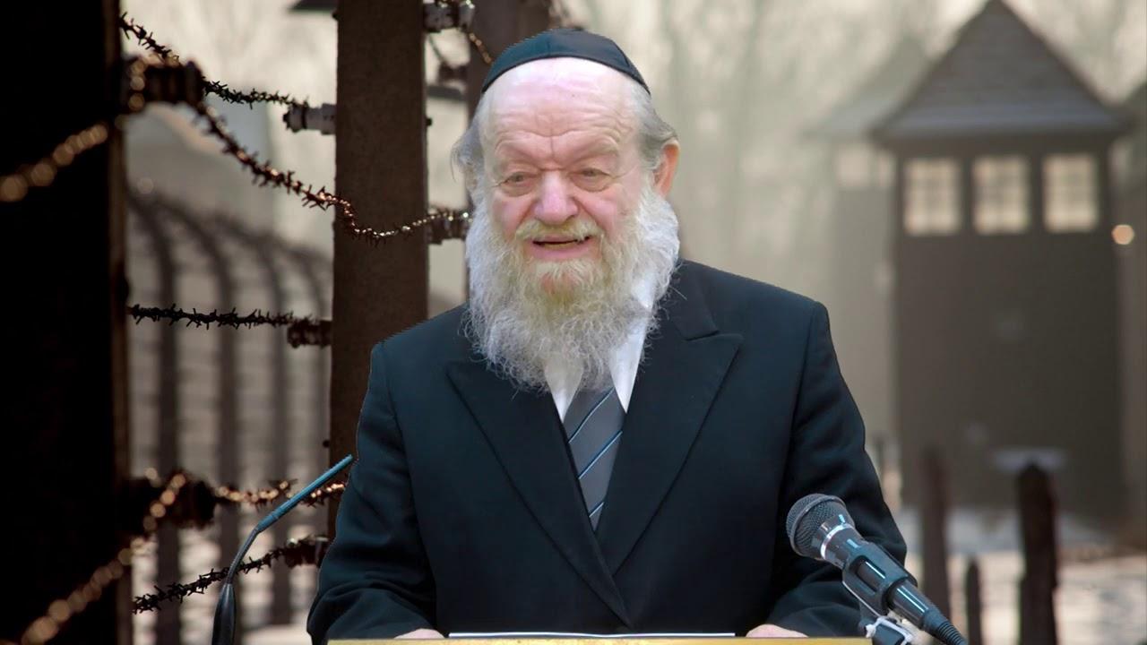 מיהו סופר השואה האנונימי ק  צטניק    הרב יוסף בן פורת HD