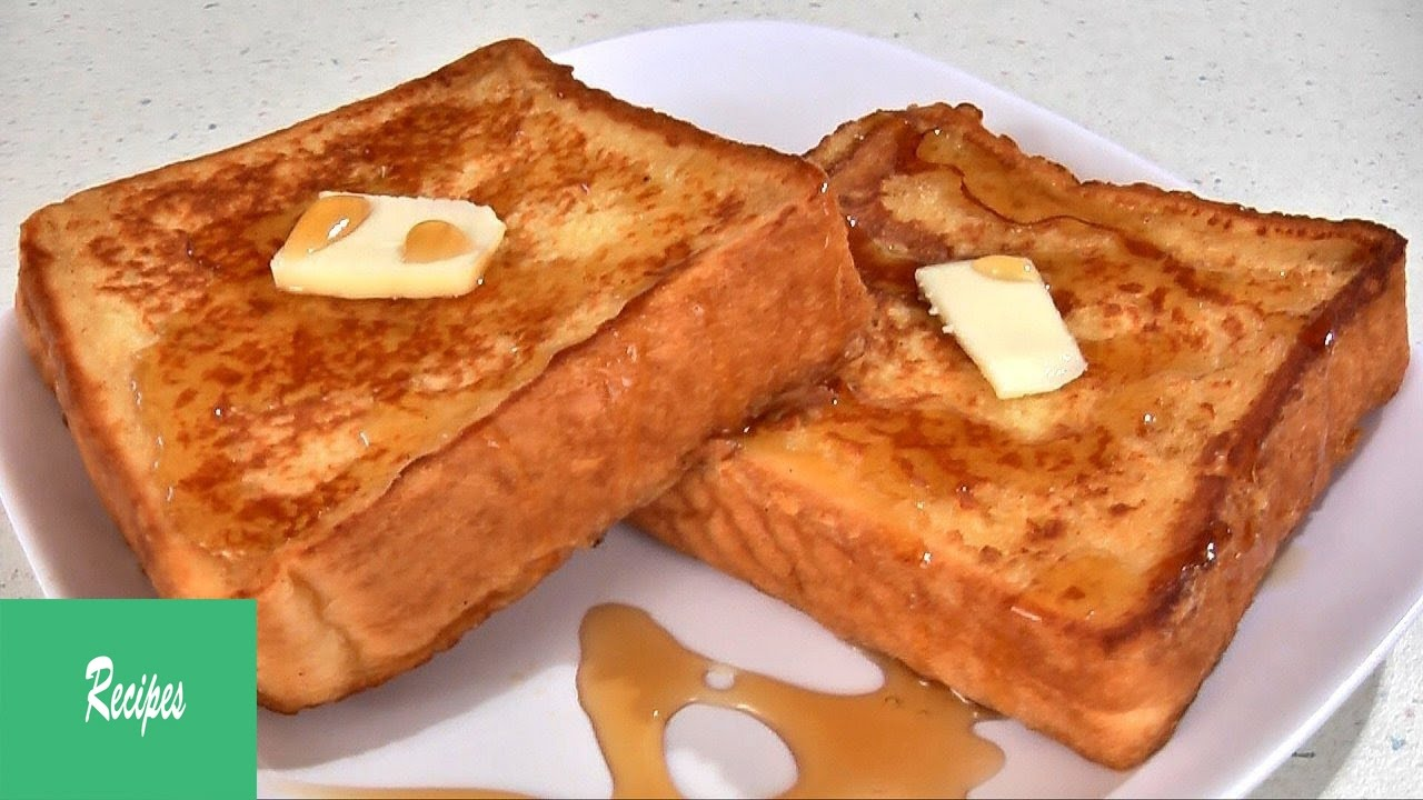 How To Make French Toast At Home Quickly