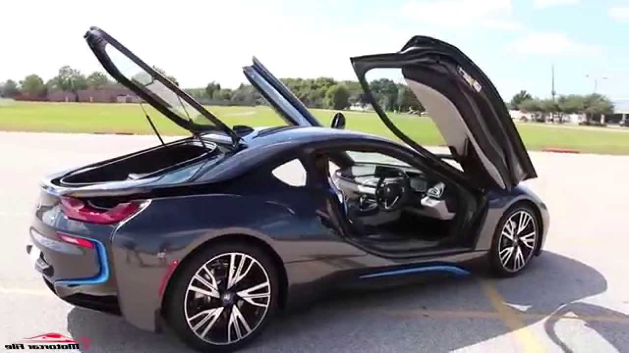 2015 2016 Bmw I8 Review In Detail Start Up Exhaust Sound And