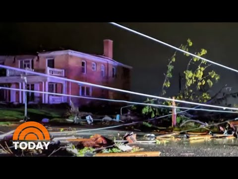 Jefferson City Mayor: 'We're Going To Get Through' Devastating Weather | TODAY