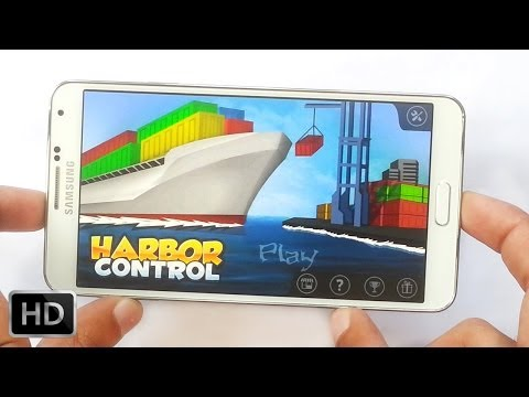 Harbor Control Gameplay Android & iOS HD