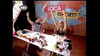 ❅ Loca Report στο Μad TV ❅ (24/7/15)