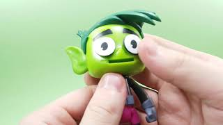Recensione - BEASTBOY -Teen Titans Go! Face-swappers (ITA)